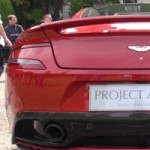 New Aston Martin Project AM310 Unveiled: Watch it and Hear it Revving its Heart Out