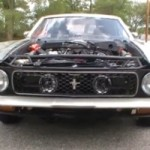 Ford Mustang Mach 1 With 3,040 Horsepower Under the Hood Laughs At Bugatti Veyron
