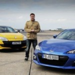 Track Battle: Subaru BRZ vs Renault Megane RS Trophy