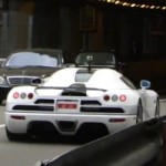 Watch a Koenigsegg CCX Scare The Life Out of a Woman