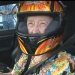 At 60 Years of Age, She Goes Drag Racing With Her Modified Mercedes-Benz C 63 AMG