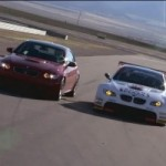 Affrontement BMW : M3 E92 contre M3 GT de course