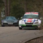 Noble M600 Supercar Faces Off Against Skoda Fabia Rally Car: Who Wins?