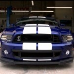 Obeservez et coutez les Shelby GT500 et Camaro ZL1 passer sur le dynamomtre