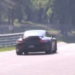 Next Generation Porsche 911 GT3 Caught Testing at the Nrburgring