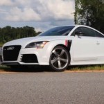 Matt Farah Drives the Stage 3 600-Horsepower APR Audi TT RS