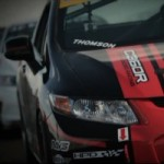 Watch a 2012 Honda Civic Si Getting Turned Into a Race Car