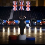 Watch and Hear a Bunch of MINI's Performing the British National Anthem