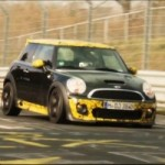 MINI John Cooper Works GP Goes Out For Some Nrburgring Racing Fun