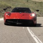A Test Drive of the Beastly 730-Horsepower Pagani Huayra