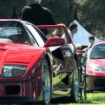 Watch the Italian Beauties of the Concorso Italiano [Ferrari and Lamborghini Car Pr0n]