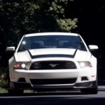 Une premire vido pour la Ford Mustang RTR 2013