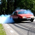 Watch A Twin-Turbo Ford Sierra Delivering Unexpected Hoonage