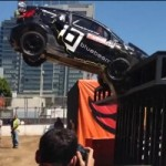 2012 X Games: Watch a Ford Fiesta Crashing Hard While Trying to Jump a 50' Gap