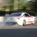 Watch a 2JZ-Powered Toyota 86 Getting it Done Sideways