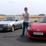Video Comparison – Toyota GT 86 Pitted Against its Predecessor Corolla AE86