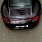 All-New Porsche 911 Carrera 4 Makes Video Debut