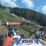 Crazy Motocross Race Ends with an EPIC Fail