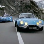Renault Alpine A110 turns 50 