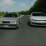 Watch a '87 VW Scirocco Pitted Against the 2012 Model