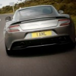 2013 Aston Martin Vanquish Makes Awesome Video Debut