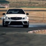 Comparatif sur piste : CLK 63 AMG Black Series 2007 vs C 63 AMG Black Series Coup 2012 