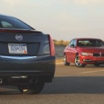Video Comparo – Which Is The Best Overall Car, Cadillac ATS 2.0T or BMW 328i?