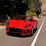 2012 Paris Auto Show: Sporty Jaguar F-Type Unveiled, Makes Video Debut