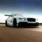 2012 Paris Auto Show: Watch the Bentley Continental GT3 Unveil Launch Film