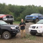 The Best Pickup Trucks in The World Go Head to Head In Ultimate 4×4 Shootout