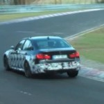 Watch and Hear the 2014 BMW M3 Testing On the Nürburgring
