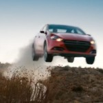 Watch Travis Pastrana Take the 2013 Dodge Dart For a Wild Ride