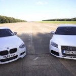 German Showdown: BMW M135i vs Audi RS3