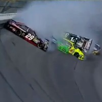 NASCAR-Talladega-Crash