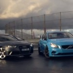 Test comparatif sur piste &#8211; Volvo S60 Polestar vs BMW M3 vs Audi RS4 Avant (VIDO)