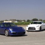 "Video: Nissan GT-R and Porsche 911 Carrera S Compete for the ""Driver's Car"" Crown"