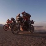 The Raiden Files &#8211; Une vire en moto spectaculaire de Portland  Dakar en vido  voir!