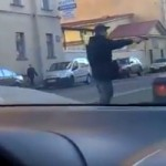 Meanwhile in Russia&#8230; A Crazy Road Rage Incident Ends With Gunshots