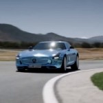 Watch the Mercedes-Benz SLS AMG Electric Drive in Action for the Very First Time