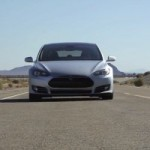 Video: Tesla Model S Gets Track Tested