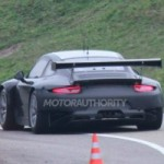 A First Look At The 2013 Porsche 911 GT3 RSR Race Car