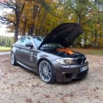 Vido &#8211; Cette BMW 1 M Coup de 591 chevaux signe G-Power est une vritable bombe!