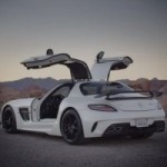 Mercedes-Benz SLS AMG Black Series Makes Stunning Video Debut