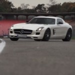 2013 Mercedes SLS AMG GT Track Test At Hockenheim (VIDEO)