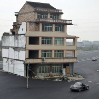 appartment-building-highway-china