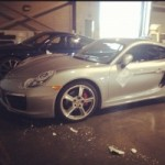 SCOOP : World, Meet The All-New 2013 Porsche Cayman