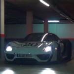 SPOTTED: Trio of Undisguised Porsche 918 Spyders (VIDEO)