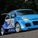 This Chevrolet Spark is Powered By A 7.0-Litre Corvette V8!