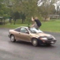 epic car fail