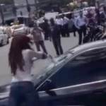 Watch A Woman Go Nuts, Destroy Her Husband&#8217;s Car With a Hammer